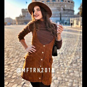 LAST ONE!!! ZARA Mini Jumper Dress*